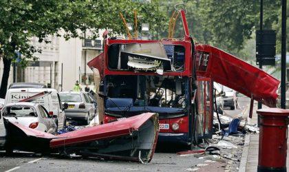 Attentat dans le métro de Londres: un septième suspect interpellé
