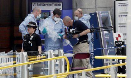 Londres : explosion dans la station de métro Parsons Green