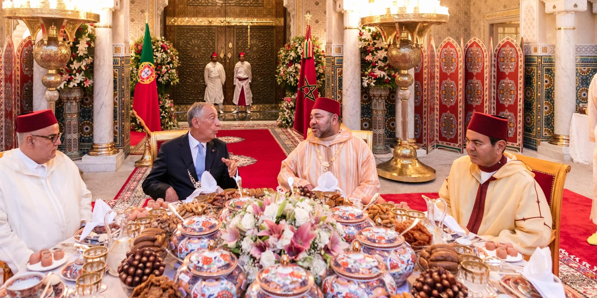 Maroc Portugal espionnag
