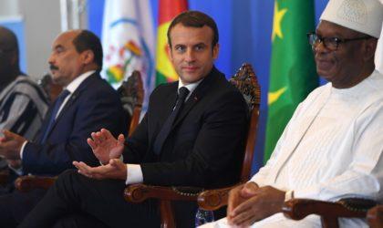La force du G5 Sahel, un projet mort-né?