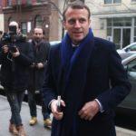 Macron France Syrie