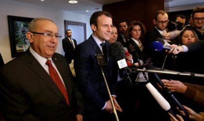 Un proche de Raffarin appelle Macron à privilégier le Maghreb dans ses relations