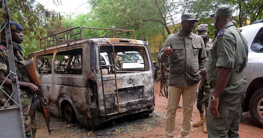 Mali HRW