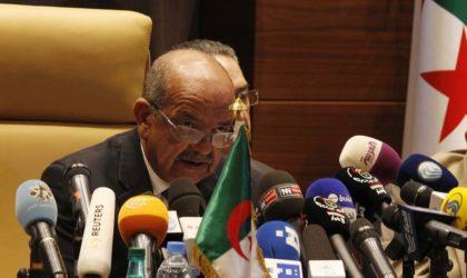 Messahel : «L'Algérie sait l'ampleur du drame auquel fait face la Libye»