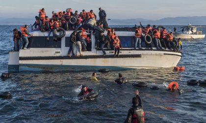 Turquie: au moins 15 morts dans le naufrage d'un bateau de migrants en mer Noire