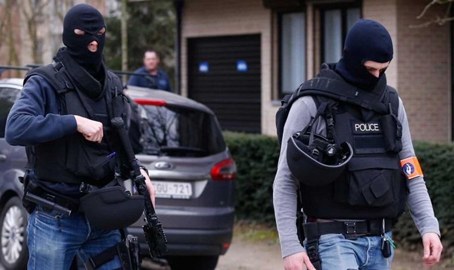 Belgique agent DGED terrorisme