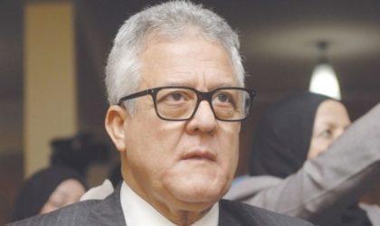 Seddik Chihab appelle à poursuivre en justice Boukrouh