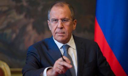 Lavrov: «Trump n'a pas le courage de bombarder Pyongyang»