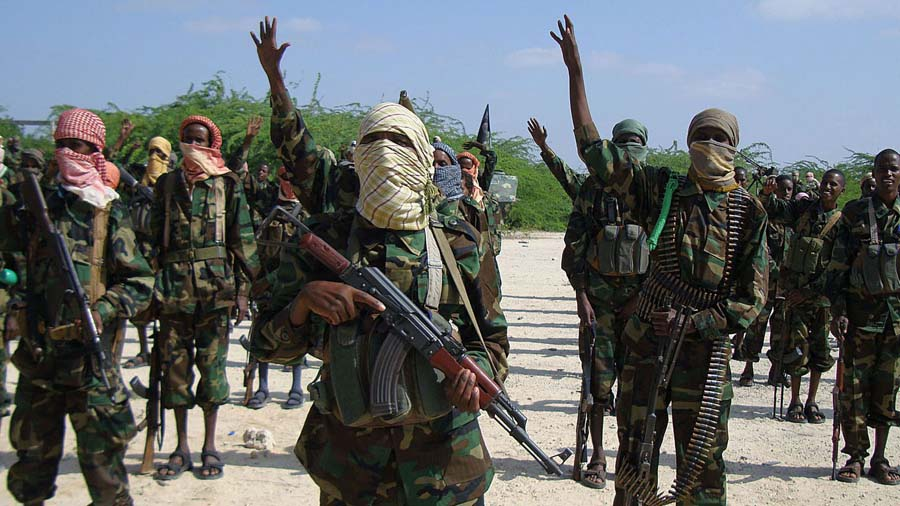 Somalie Shebab
