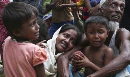 Birmanie: près de 90 ONG dénoncent des «crimes contre l'humanité»