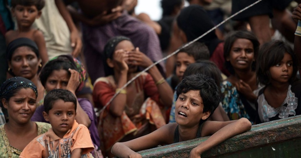 Rohingyas Birmanie