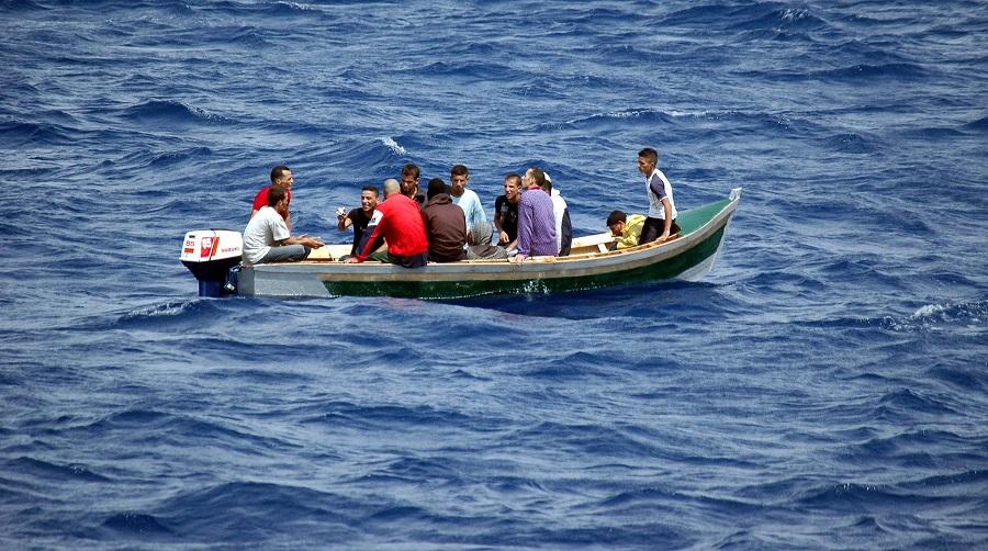 migration clandestine Italie