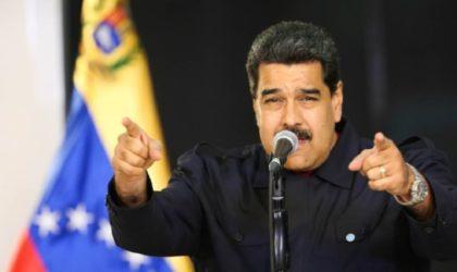 Maduro : «C'est l'Afrique qui a gagné la Coupe du monde»