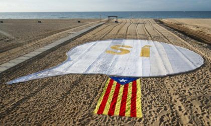 Référendum en Catalogne : perquisitions au siège de l'exécutif régional