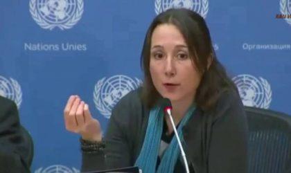 ONU : une journaliste démonte la rhétorique des médias traditionnels sur la Syrie