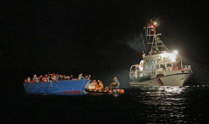 Oran : des candidats à l'émigration clandestine interceptés