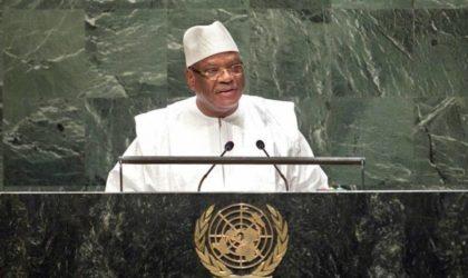 Mali: Boubacar Keita loue le rôle de l'Algérie dans la conclusion de l'accord de paix