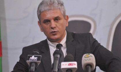 Le RCD accuse Boukrouh de vouloir «parrainer une alternance clanique»