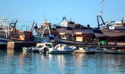 Aïn Témouchent: deux morts dans le naufrage d'un chalutier