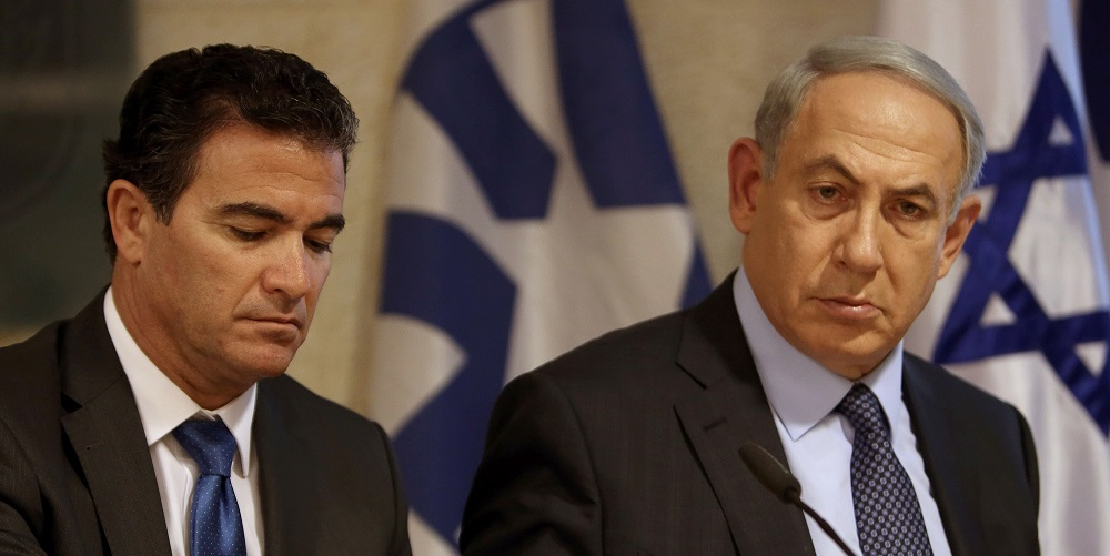 espionnage Mossad