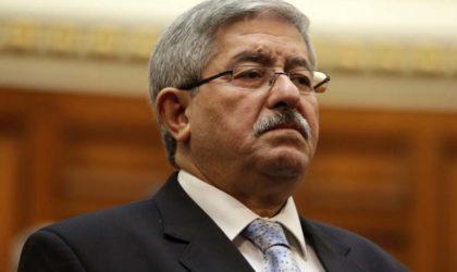 Ouyahia : «Le message d'espoir et de sérénité que nous adressons aux Algériens est réaliste»