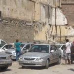 Parking sauvages Alger