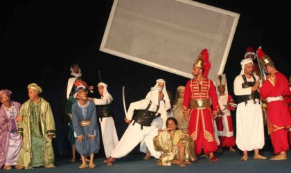 «Hafl Itizal» rafle deux prix au Festival international du théâtre en Jordanie