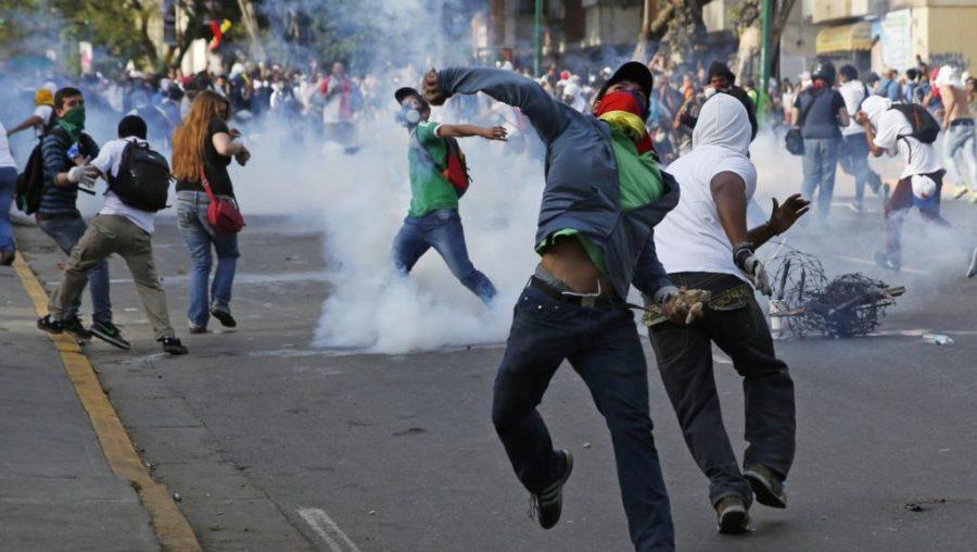 Venezuela impérialisme USA
