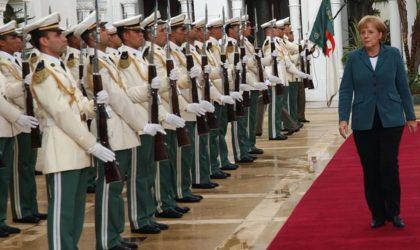 Pourquoi le président Bouteflika insiste sur la visite d'Angela Merkel à Alger