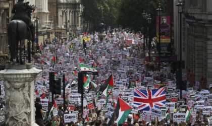 Stop the War: «May devrait avoir honte de célébrer le centenaire de la Déclaration Balfour»