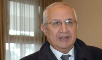 Abdelaziz Ziari: «Toutes les successions se font dans l'improvisation et la crise»