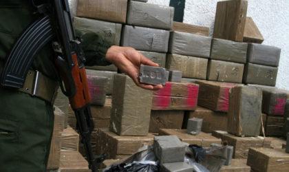 La Sûreté nationale traque les narcotrafiquants