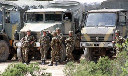 Cinq terroristes abattus à Béjaïa