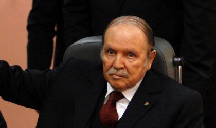 Bouteflika : «L'économie est impensable sans une présence forte et active du secteur privé»
