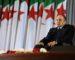 Bouteflika appelle «à la prudence et à la vigilance» pour préserver la sécurité nationale