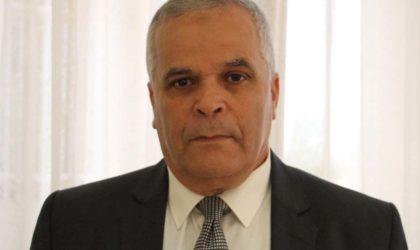 Football : la Commission de la Coupe d'Algérie renforcée par Amar Bahloul et Ali Malek