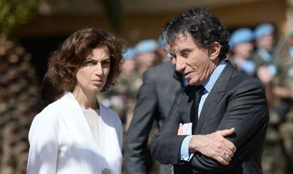 La fille d'un conseiller marocain hostile à l'Algérie va diriger l'Unesco