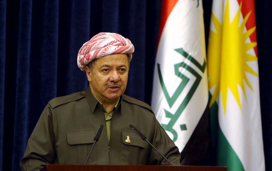 Barzani Kurdistan