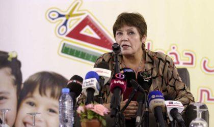 Nouria Benghebrit reçoit le Cnapeste aujourd'hui