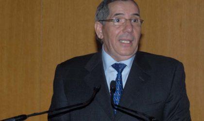 Boukrouh qualifie la démarche de Taleb, Benyellès et Ali-Yahia de «mesquine»