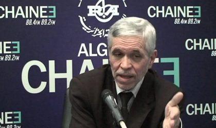 Chems Eddine Chitour: «Le gaz de schiste est un potentiel à exploiter de manière rationnelle»