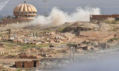 1 500 terroristes de Daech encerclés à Deir Ez-Zor