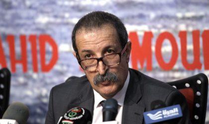 Djamel Kaouane: le processus de mise en place de l'ARPE «est en cours»