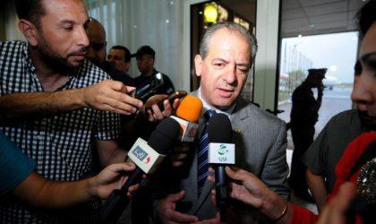 Syndicat: Ould Ali préside la cérémonie d'installation des commissions nationales