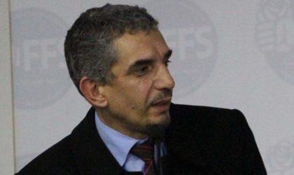 Le FFS déterminé à poursuivre sa lutte pour la construction d'une alternative démocratique