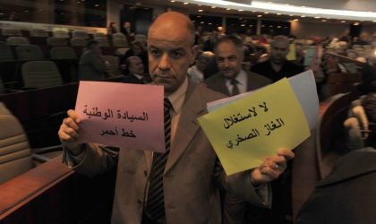 L'Etat avertit : «Rien n'empêchera l'Algérie d'exploiter le gaz de schiste»