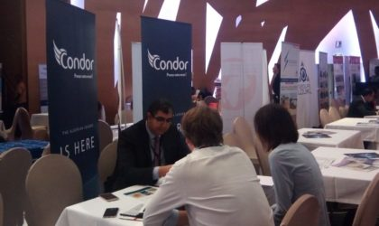 Condor Electronics grand partenaire des rencontres Africa 2017