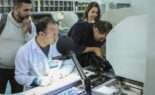 Visite des journalistes aux unités de produits bruns et IT/Mobile de Condor à BBA