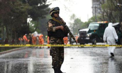 Le QG de la mission de l'Otan à Kaboul visé par des tirs de roquette