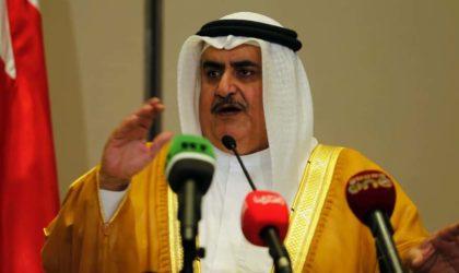 Bahreïn veut éjecter le Qatar du CCG
